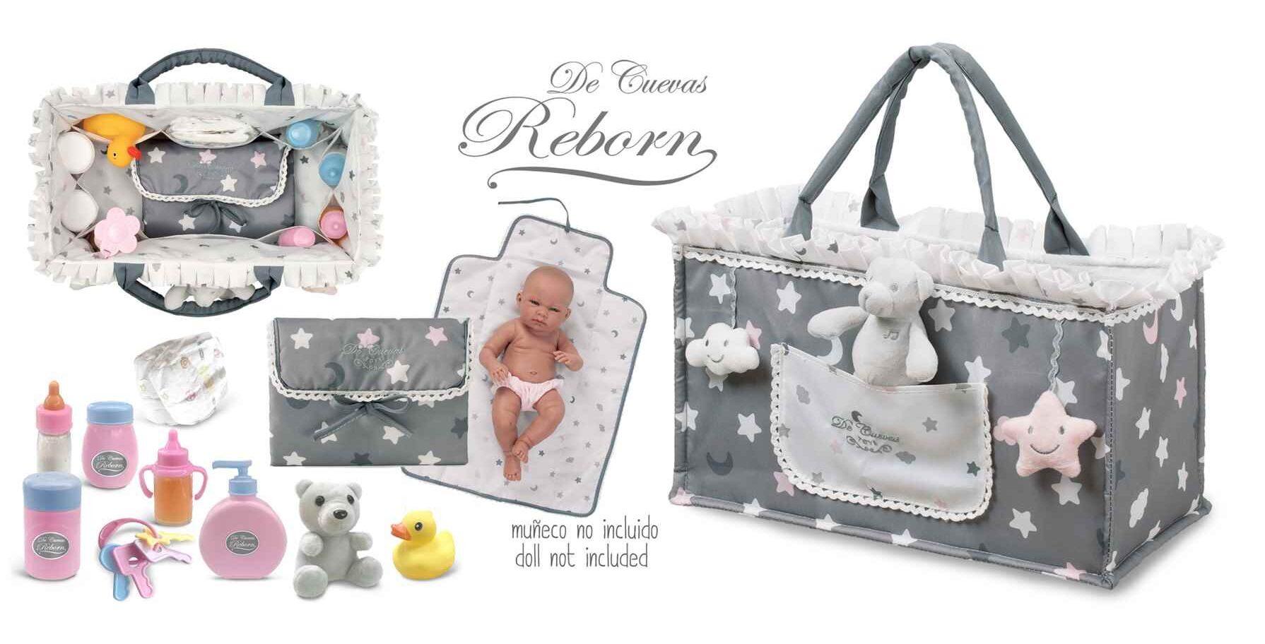 Accesorios muñeco bebé reborn
