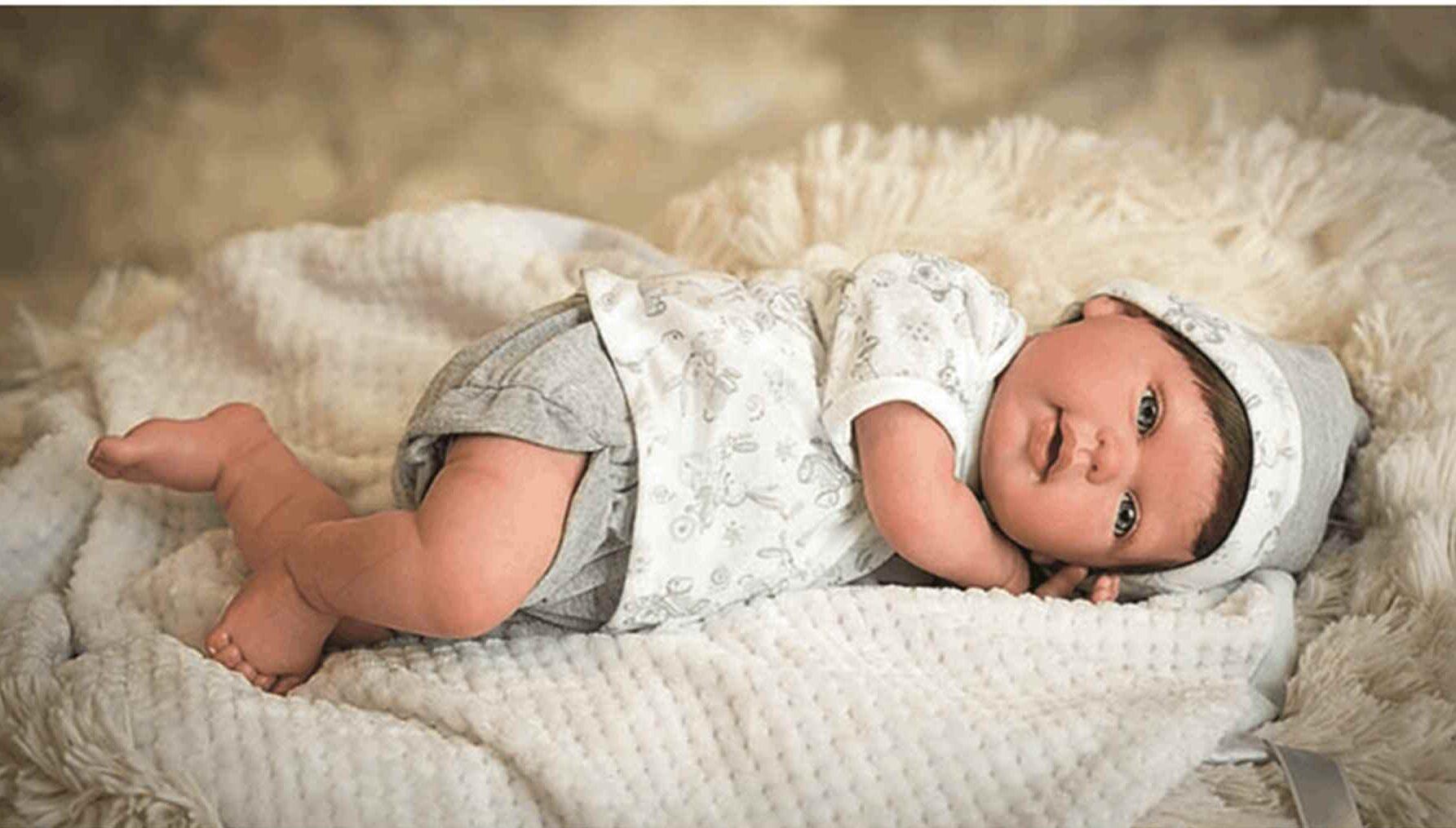 Bebé reborn Mies