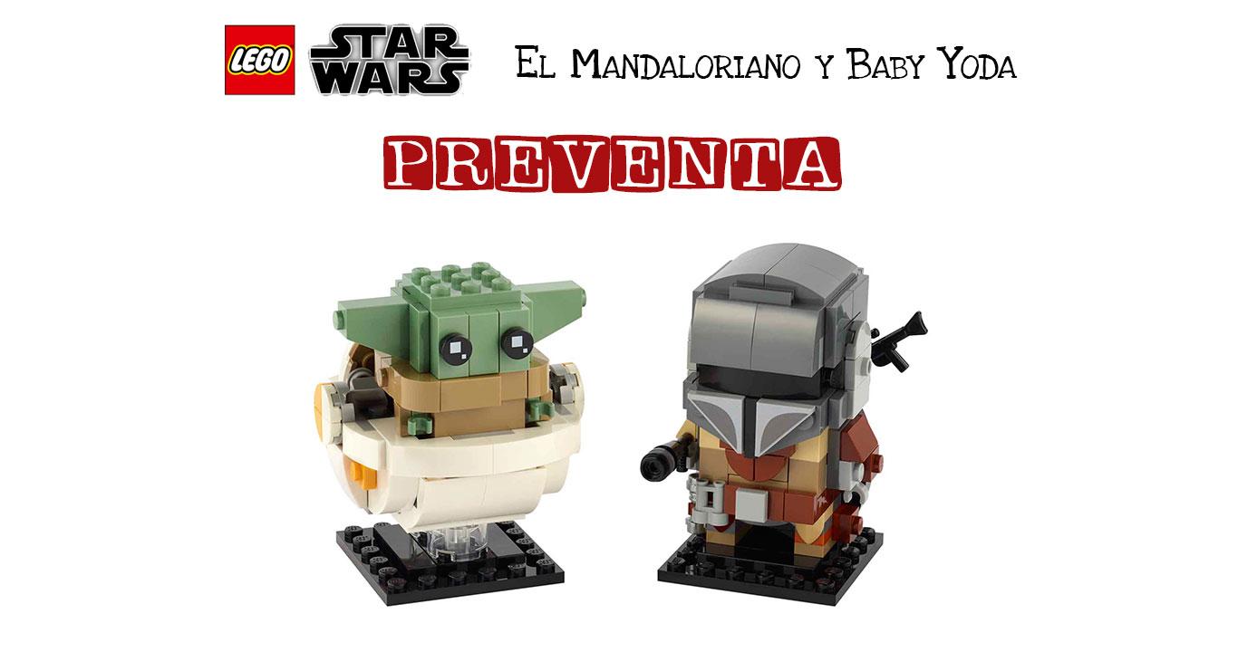muñeco Mandalorian baby yoda